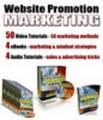 Website Promotion Marketing