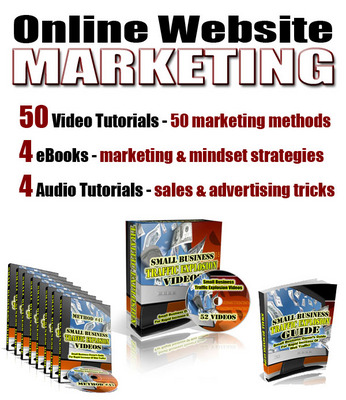 Product picture Online Website Marketing