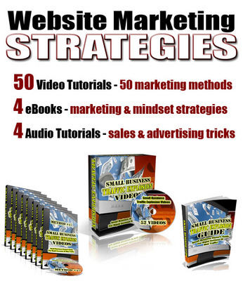 Product picture Website Marketing Strategies
