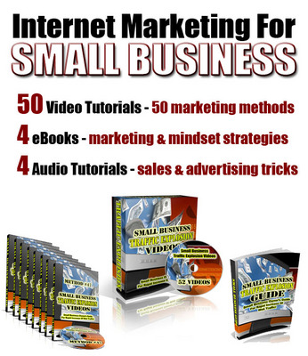 Product picture Internet Marketing For Small Business