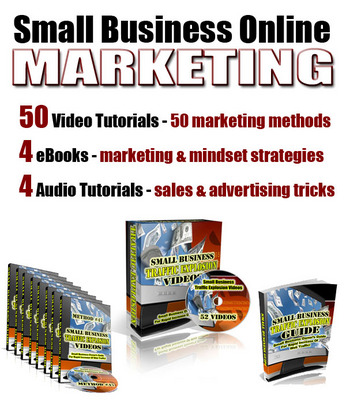 Product picture Small Business Online Marketing
