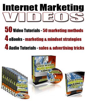 Product picture Internet Marketing Videos